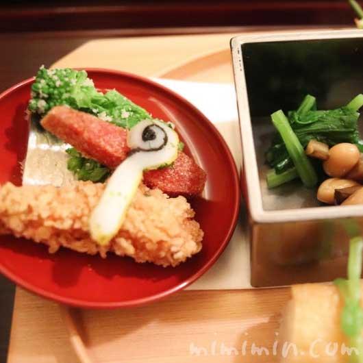下鴨茶寮 東のはなれ(東京店)|昼懐石|京料理の画像
