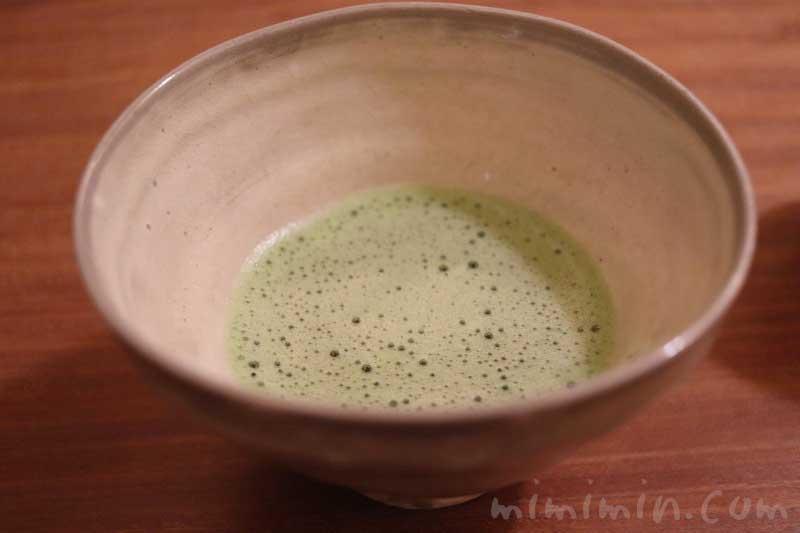 抹茶|下鴨茶寮 東のはなれ(東京店)の画像