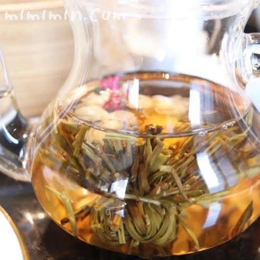 工芸花茶|龍天門の飲茶ランチの画像