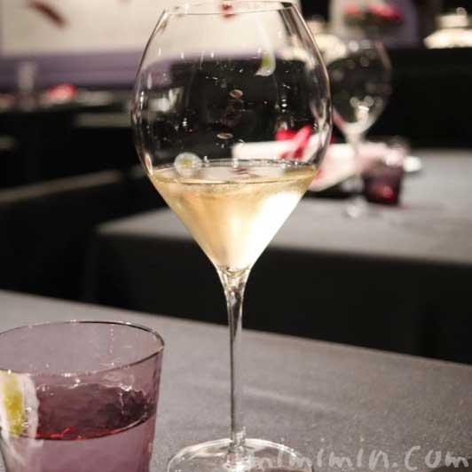 シャンパン|ラ ターブル ドゥ ジョエル・ロブション(恵比寿ガーデンプレイス)