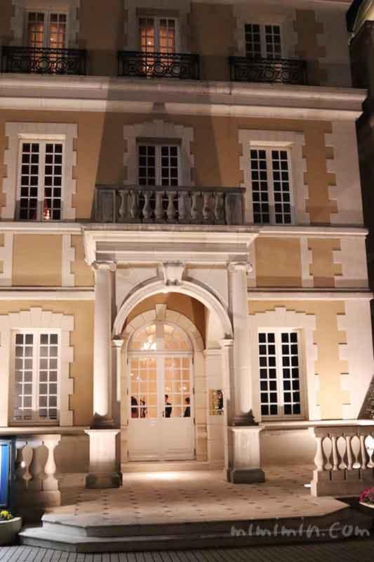 ラ ターブル ドゥ ジョエル・ロブションの外観の画像