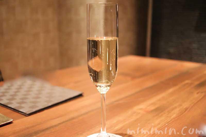 シャンパン|白金台こばやしの画像