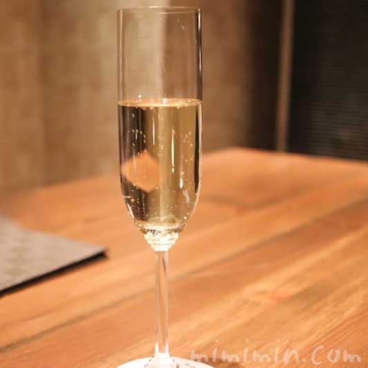シャンパン・ヴーヴ・アンジュリー ブリュット ブラン・ド・ブラン|白金台こばやしの画像