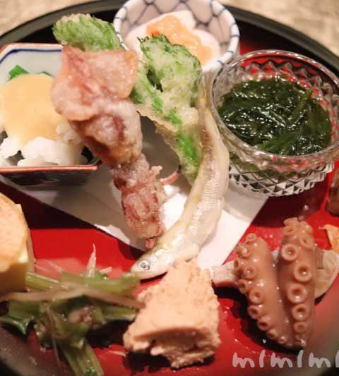 白金台こばやしでディナー|日本料理・懐石