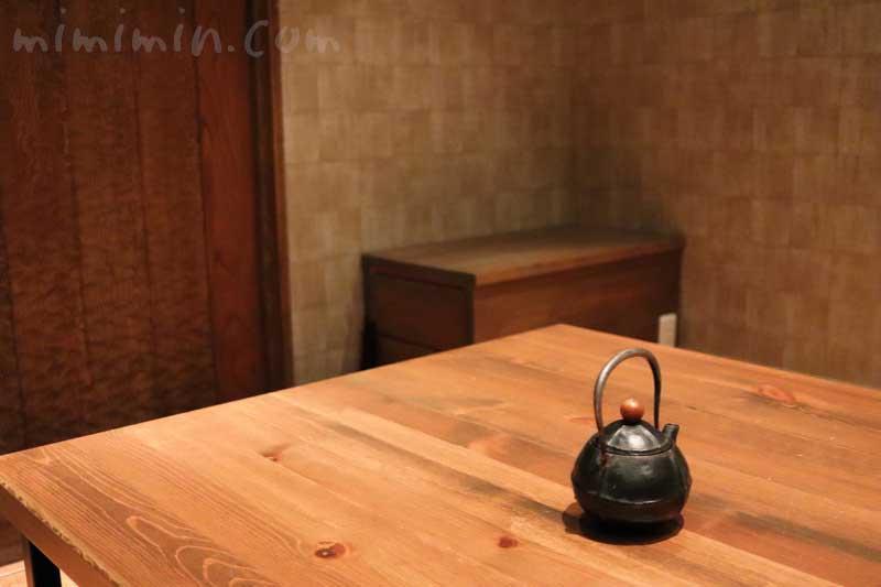 白金台こばやしの個室の画像