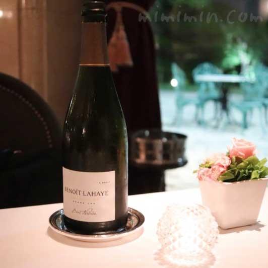 ブノワ・ライエ ブリュット・ナチュール|シャンパンの写真