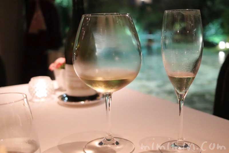 白ワイン|Q.E.D.クラブ(中目黒・恵比寿のフレンチ)の画像