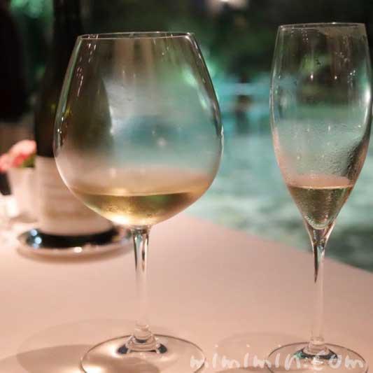 白ワイン|Q.E.D.クラブ(中目黒・恵比寿)の写真