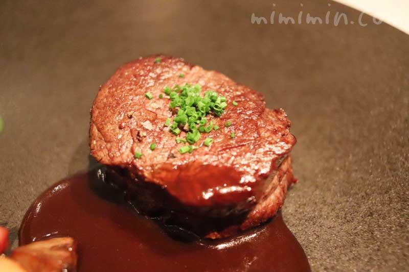 牛フィレ肉|Q.E.D.クラブでディナー|キューイーディークラブの写真