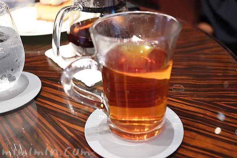 紅茶|ウェスティンホテル東京 ロビーラウンジの写真