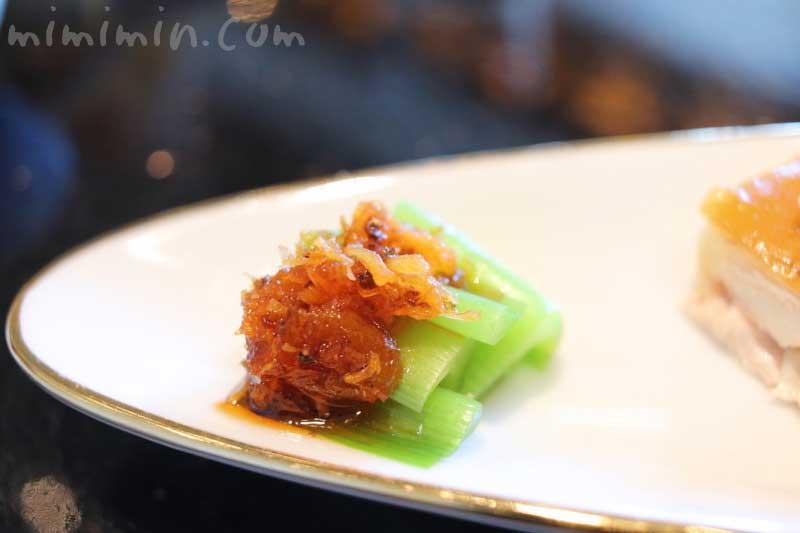 前菜|龍天門のランチコース(ウェスティンホテル東京)の写真