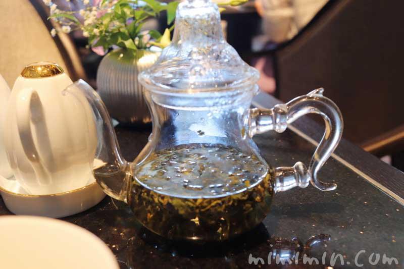 工芸茶|龍天門のランチコース(ウェスティンホテル東京)の画像