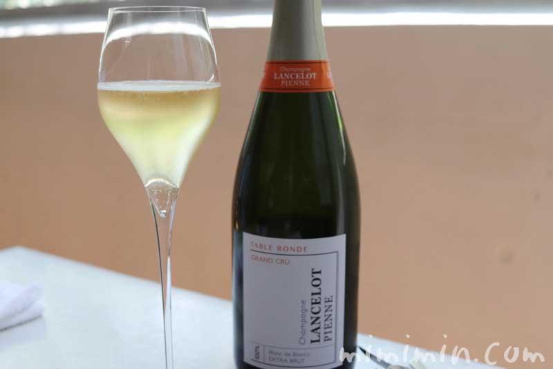シャンパン|ランスロ ピエンヌ ターブル・ロンド  Lancelot Pienne Table Rondeの画像