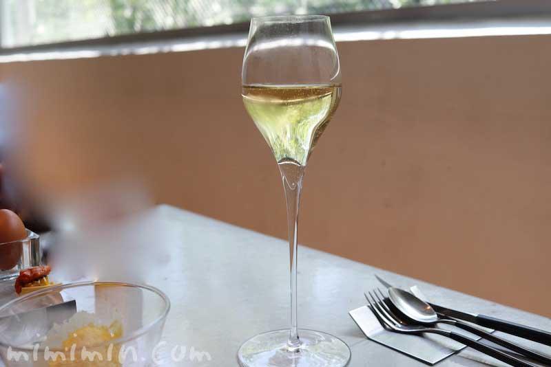 シャンパン|クラフタルのランチの画像