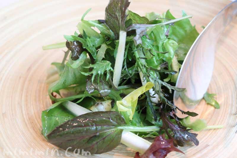 サラダ|クラフタルのランチの写真