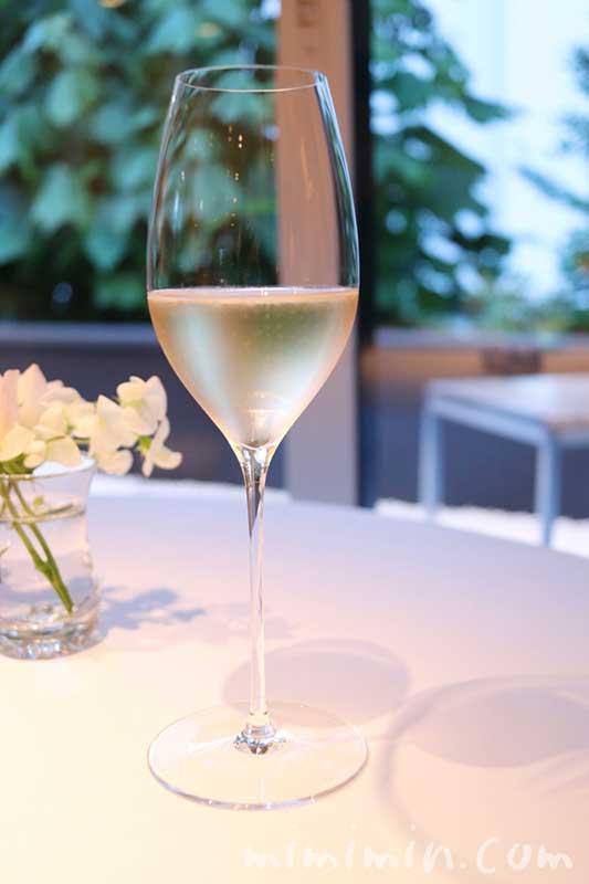 白ワイン|AMOUR(アムール)のディナー|恵比寿の画像