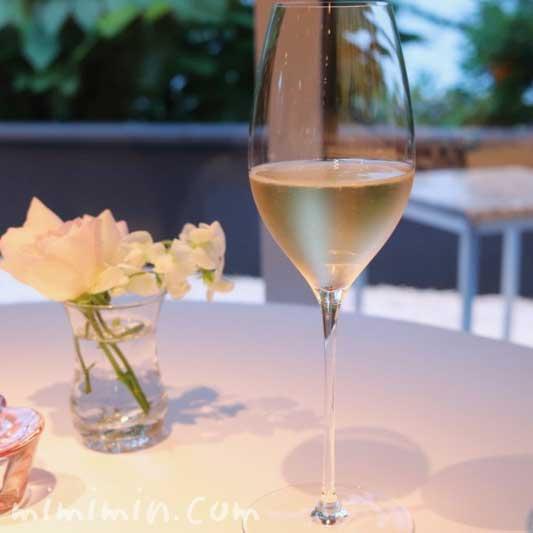 シャンパン|AMOUR(アムール)のディナーの写真
