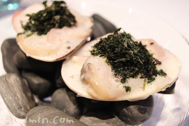 蛤・ボルディエ・有明海苔|AMOUR(アムール)|恵比寿のフレンチの画像