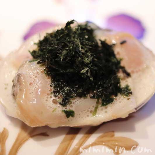 蛤・ボルディエ・有明海苔|AMOUR(アムール)|恵比寿の画像