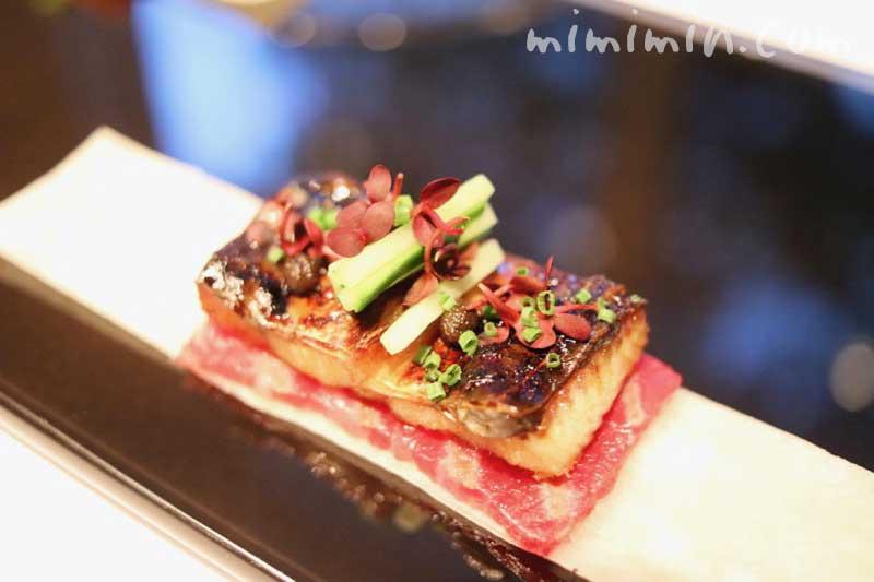 鰻・牛肉・昆布|AMOUR(アムール)のディナー|フレンチの画像