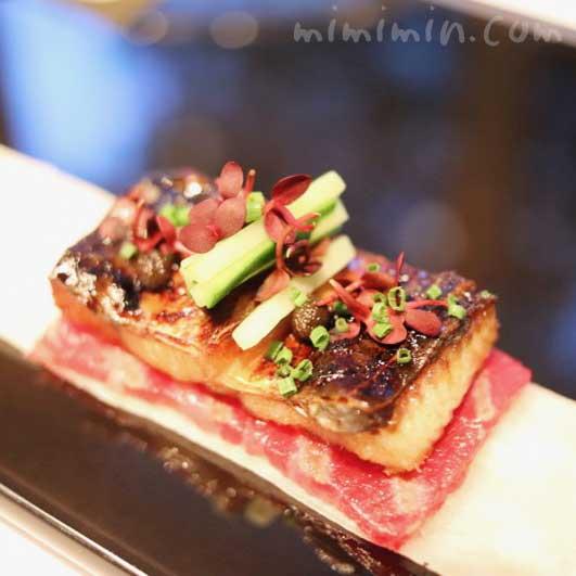 鰻・牛肉・昆布|AMOUR(アムール)のディナーの画像