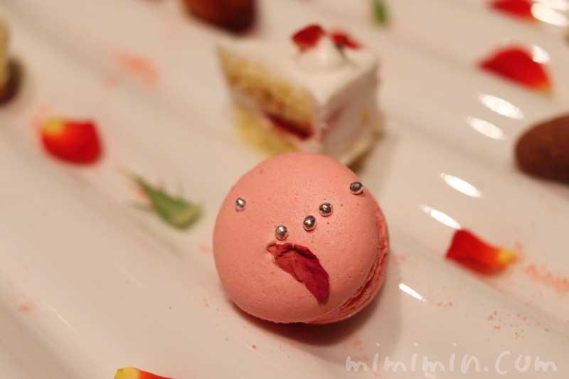 余韻・小菓子|AMOUR(アムール)のディナー|恵比寿の写真