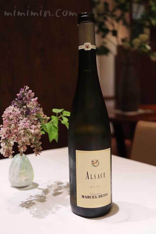 Marcel Deiss Alsace Blanc マルセル・ダイス  アルザス ブラン 白ワインの画像