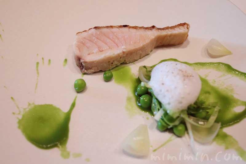 魚料理|ティルプス|白金台のフレンチの画像
