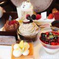 ウェスティンホテル東京のケーキセット|恵比寿のカフェの写真