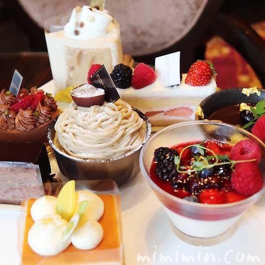 ウェスティンホテル東京のケーキセット|恵比寿の画像