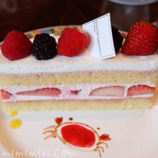 イチゴとベリーのケーキ|ウェスティンホテル東京の画像