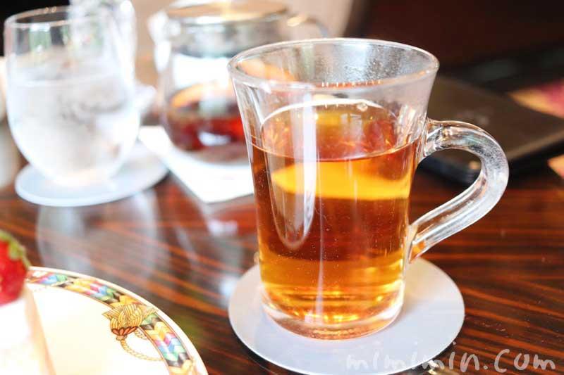 紅茶|ウェスティンホテル東京 ロビーラウンジ|恵比寿のカフェの画像