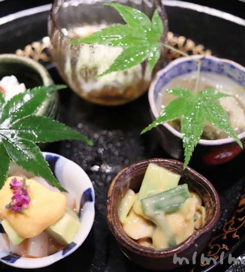 天雅(てんまさ)でディナー|中目黒・天ぷら会席