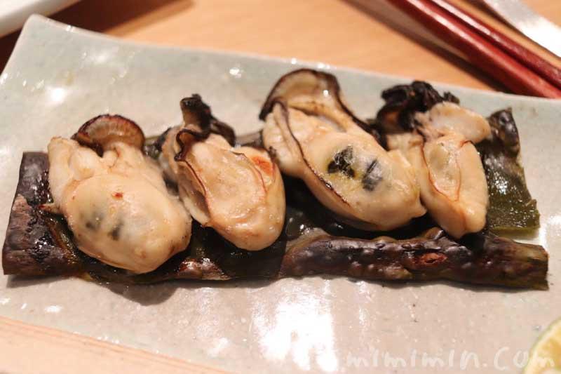 牡蠣|こんぶや(恵比寿)の写真