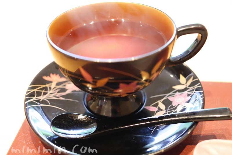 紅茶|Q.E.D.クラブの鉄板焼きの画像