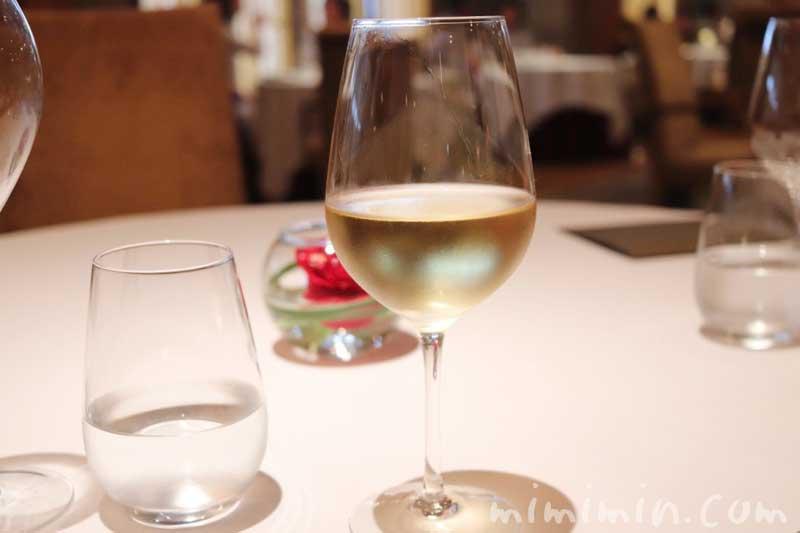 白ワイン|レ・セゾン|帝国ホテル東京の画像