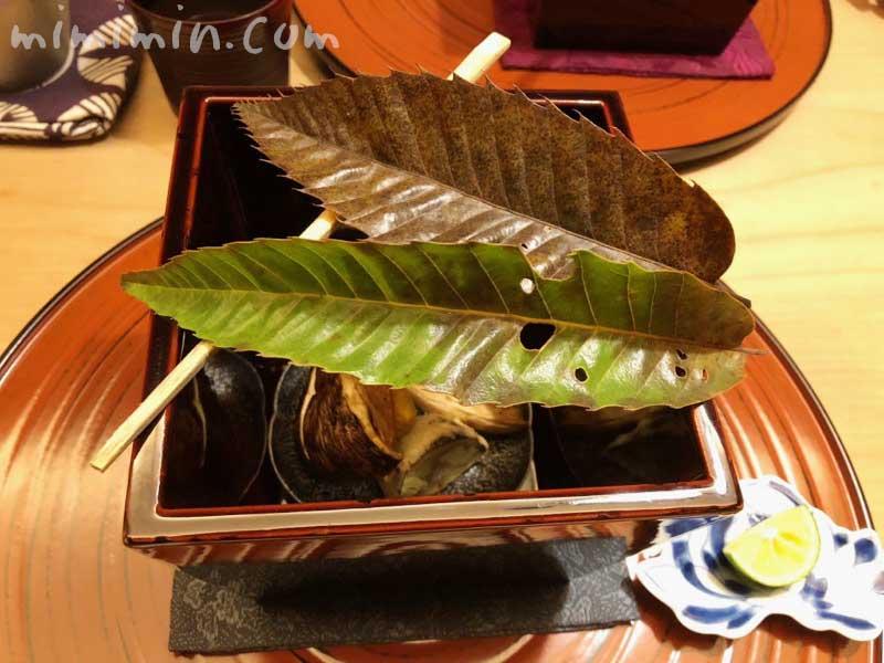 焼物|恵比寿くろいわ|京料理の画像