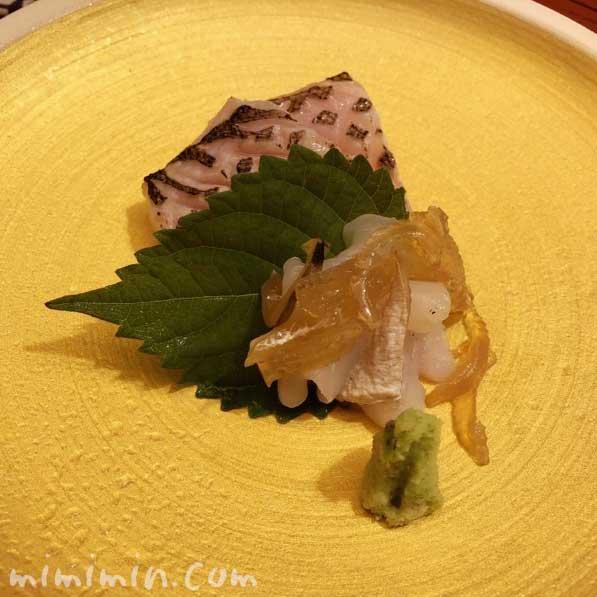 お造り|恵比寿くろいわ|和食・京料理・懐石料理の画像