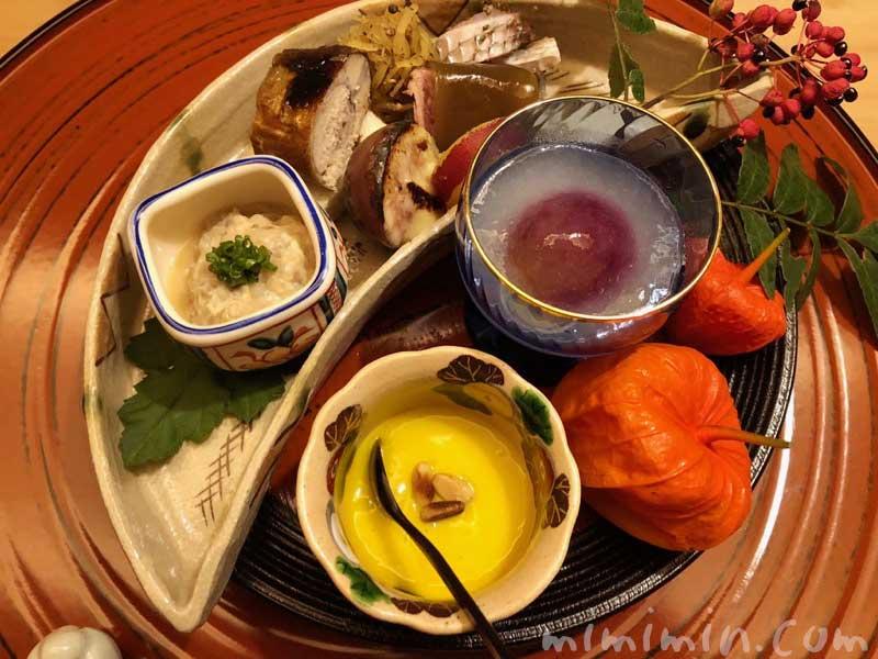 八寸|恵比寿くろいわのディナー|和食・京料理の画像