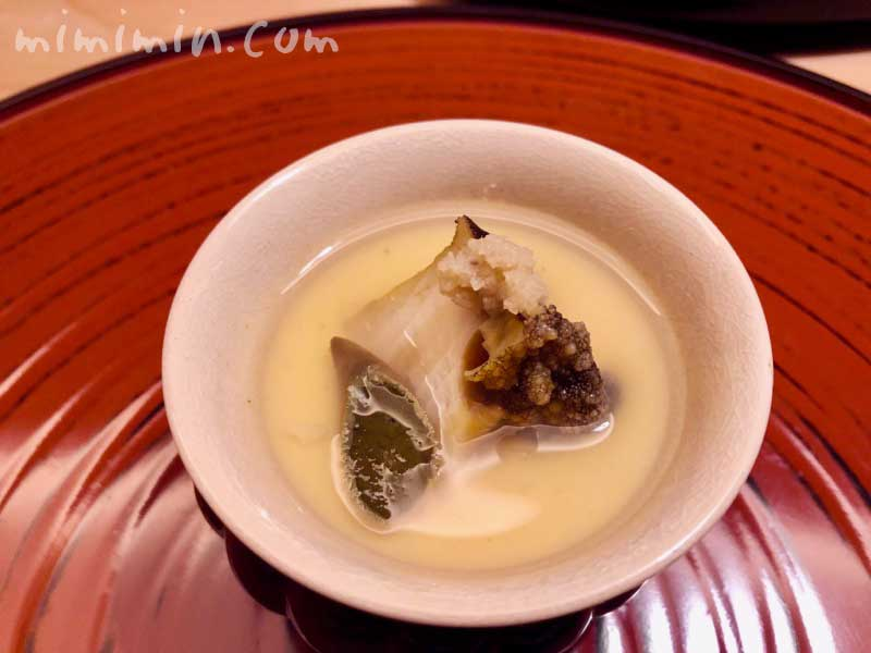 茶碗蒸し|恵比寿くろいわのディナー|和食・京料理の写真
