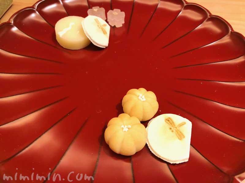 千菓子|デザートのお菓子|恵比寿くろいわ ディナー|和食・京料理の画像