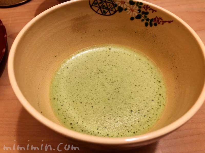 抹茶|恵比寿くろいわ ディナー|和食・京料理の画像