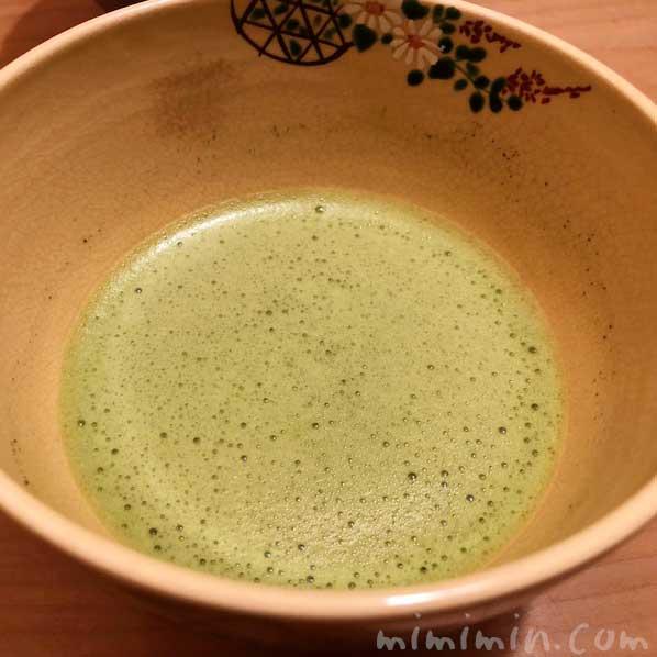 抹茶|恵比寿くろいわ|和食・京料理の画像
