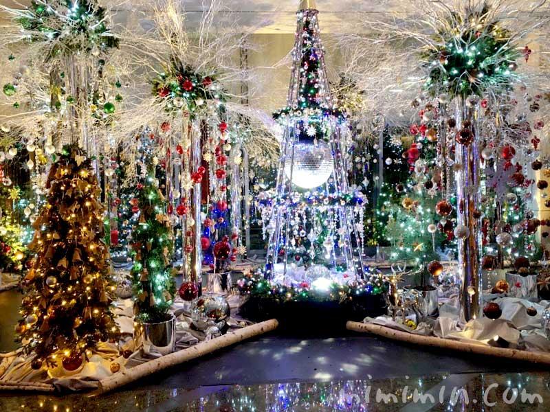 六本木グランドハイアット東京のクリスマスイルミネーション