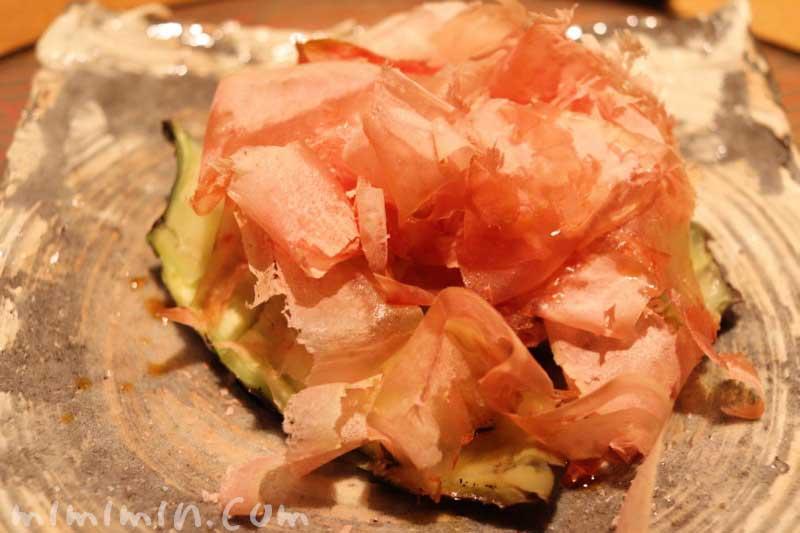 先付|六本木 kappou ukai(カッポウ ウカイ)のディナーの写真