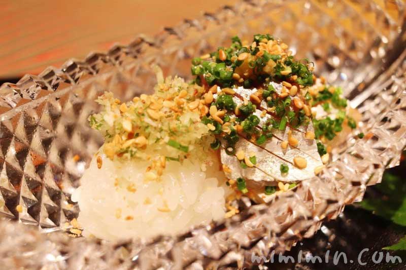 彩りお造り |六本木 kappou ukai (カッポウ ウカイ)のディナーの画像