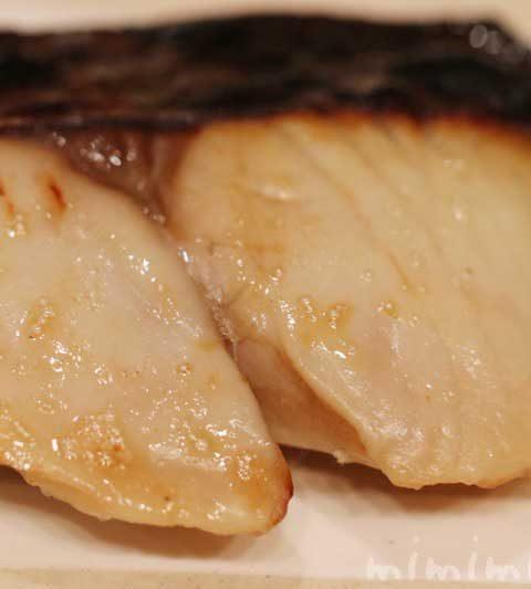 魚庵の西京漬けと粕漬け(金華鯖・紅鮭・銀鱈・鰆)