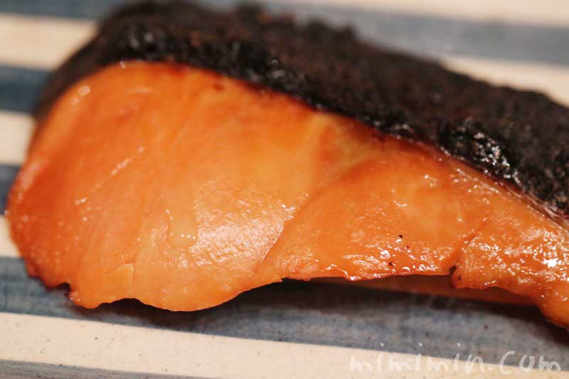 魚庵の西京漬け(紅鮭)お取り寄せ