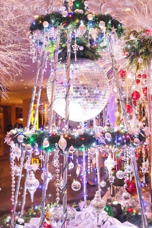 六本木グランドハイアット東京 クリスマスイルミネーションの画像