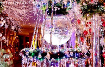 グランドハイアット東京のクリスマスイルミネーションの画像